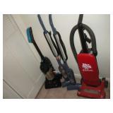 Vacuum Lot