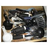 Utensils, Contents of Drawer