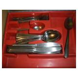 Flatware, Contents of Drawer