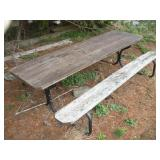 8 Ft. Picnic Table