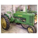 1940 John Deere H  Serial # H18960