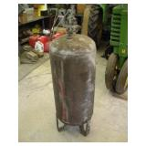 Steel Tank  55 Inches Tall