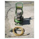 John Deere Power Washer 2400 PSI  Model HR-2410GH