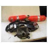 MSA Breathing Apparatus