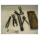 Assorted Automotive Tools