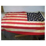 American Flag  56x36 Inches