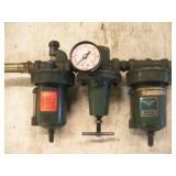 Air Line Filter, Regulator & Lubricator
