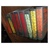 Vintage Chilton Repair Manuals