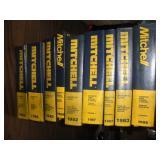 Vintage Mitchell Repair Manuals