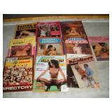 Vintage Swinger Adult Magazines
