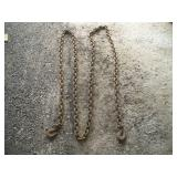 16ft Tow Chain   Link  1 1/2 x 2