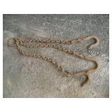 Hoist Chain 3/4ft Leads  Link - 1 3/4 x 2 1/2