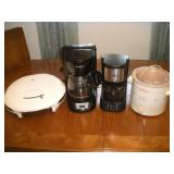 Small Kitchen Appliances, Grill, Crock Pot