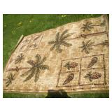 Diva Collection Area Rug, 63x91 inches