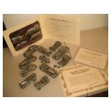 Danbury Mint Collectable Cars