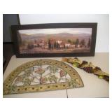 Wine Country Wall Decorations