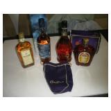 4 Bottles Of Alcohol