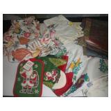 Table Cloths, Oven Mitts & Tea Towels