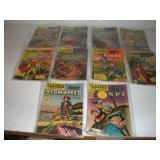 Vintage 15 Cent Classics Illustrated Comics