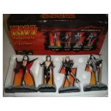 KISS Collectable Figurines