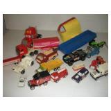 Toy Trucks & Cars