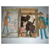 Marx Jane West Dolls & Accessories