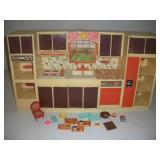 Wolverine Toy Kitchen 29x6x16 Inches