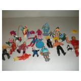 Assorted Action Figures