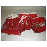 Budweiser Racing Beer Banner 20+ Ft
