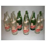 Vintage Virginia Dare 1 Quart Pop Bottles