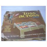 Vintage Ideal Toss Across Game  18x21 Inches
