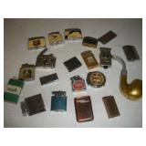 (20) Vintage Lighters