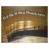 1969 Buick Original Factory Brochures (6)