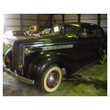 1938 Buick 2 Door Special