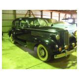 1937 Lasalle 5 Pass Touring Sedan