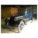 1923 Hudson 5 Pass- 4 Door Sedan