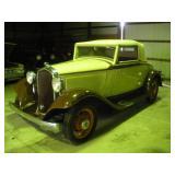 1932 Plymouth Model PB Convertible