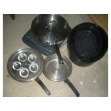 Pots and Pans-Enameled Roaster,