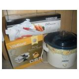 Small Kitchen Appliances-Crock Pot, Pizzelle Iron