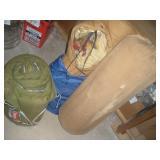 3 Vintage Sleeping Bags