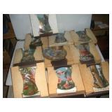 Knowles Collectors Plates-Birds (10)