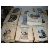 Bradex Collectors Plates-Ducks (10)