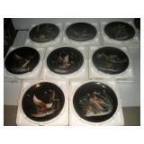 Bradex Collectors Plates-Ducks (8)
