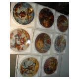 Bradex Collectors Plates-The Joys of Childhood