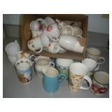 1 Lot Mugs