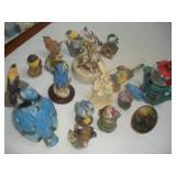 Knick Knacks-Birds