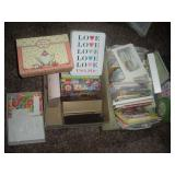 Assorted Greeting Cards and Note Card Sets