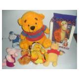 Winnie the Pooh Character Plush