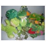 Plush Frogs