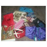 Tote Bags-Grocery, Cloth, Duffle